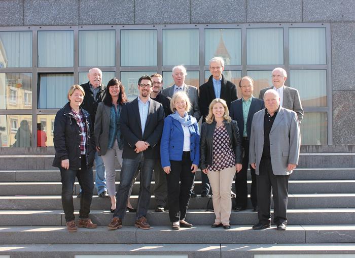 Die Kandidaten der FDP Gerlingen